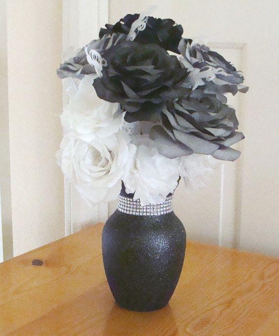 Image result for gunmetal gray flower vase