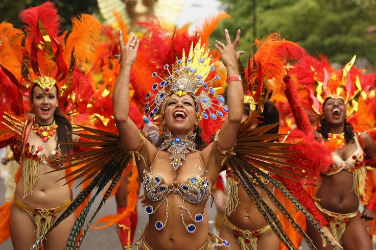 Its carnival time in London town! Mo'Music , Mo'Vibes, Mo'Carnival!