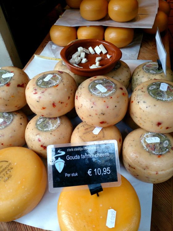 Food tour : nos bonnes adresses à Amsterdam #cheese #food #Amsterdam #Hollande