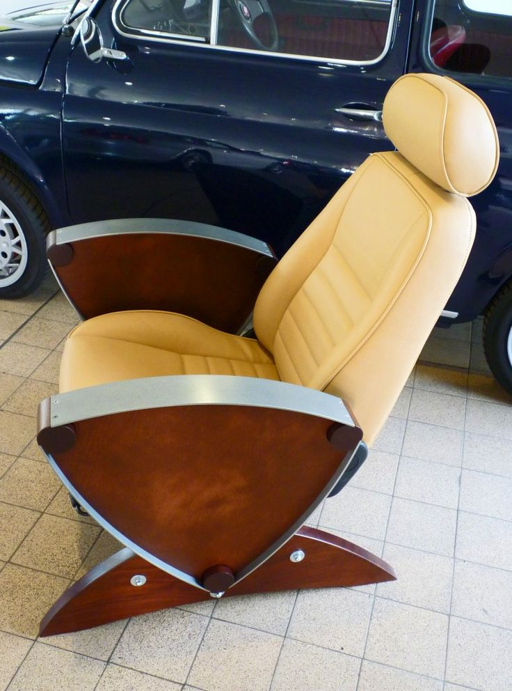 Wood Car Furniture : Best truck and car parts into furniture images on