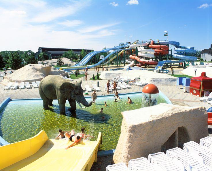 Hungarospa, Hajdúszoboszló Aquapark