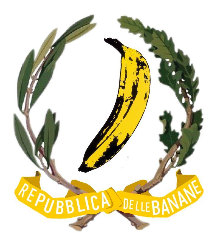 Oggi è la festa del repubblica delle banane questa e la mia festa del 2 giugno.