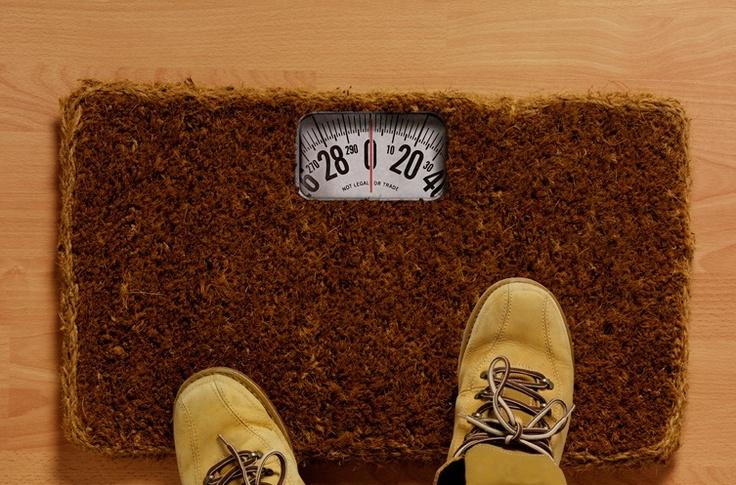 weight doormat