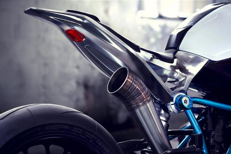 BMW concept Roadster motorcycle 7