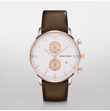 Elegant retro styled watch.