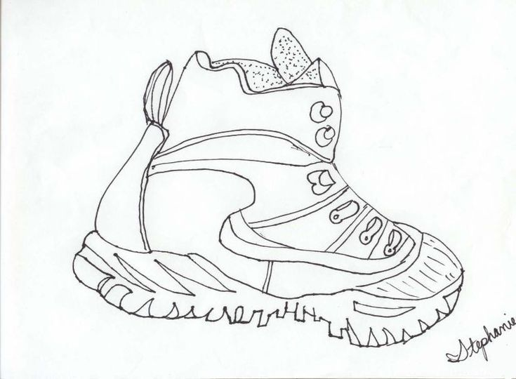 Contour Line Drawing Jio : Best shoe drawing ideas on pinterest anime