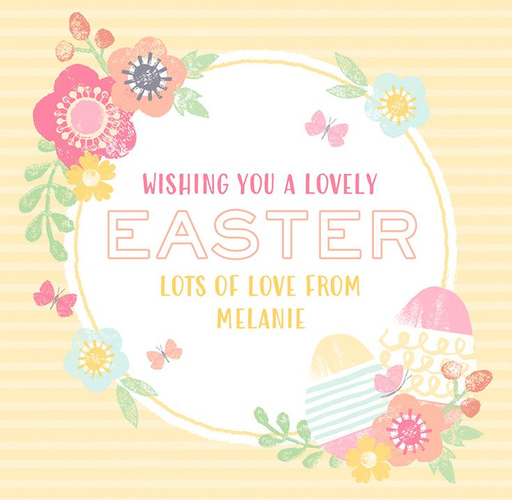195 best Happy Easter images on Pinterest Happy easter day - easter greeting card template