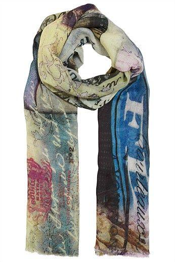 Amara Paris Scarf - Designer Women's Clothes Online