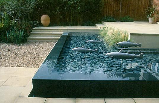 108 Best Water Features Images On Pinterest Decks Ponds