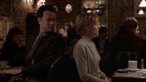 """""""'Hi, I'm Kimberly.' 'Hi, I'm Janice.' Don't they know you're supposed to have a last name? It's like there's an entire generation of cocktail waitresses."""" // You've Got Mail, 1998: Toms Hanks, Cocktails Waitress, Life Lessons, Favourit Movie, You'V Got Mail, Fav People Movie Tv Books, Meg Ryan, Favorite Movie, Mail 1998"""