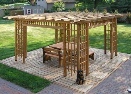como elegir muebles de jardin moderno para su jardin