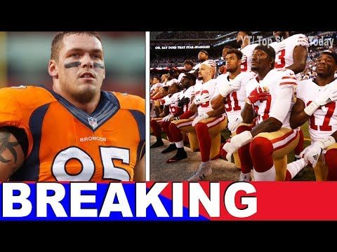 NFL Broncos Player Just Gave Every Kneeling Player AWESOME Ultimatum Rig...