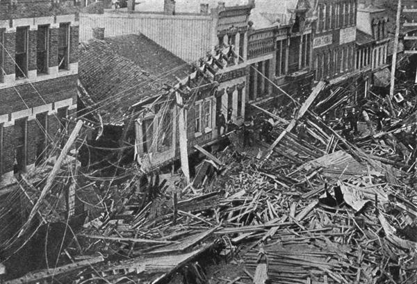On May 31, 1889, the Johnstown Flood kills over 2,200 people, the result of the catastrophic failure of the South Fork Dam.