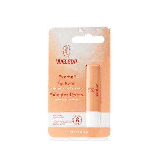 The long-lasting benefits of organic jojoba seed oil, organic shea butter, and beeswax make Weleda Everon Lip Balm ($6) an extraordinary hydrator. But the delicate blend of vanilla and rose scents takes this balm to a whole other level.