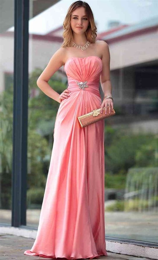 Mejores 25 imágenes de Pink Evening Gowns en Pinterest | Vestidos de ...