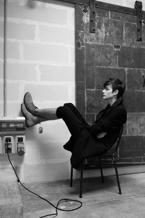 Douglas Neitzke by Elodie Chapuis