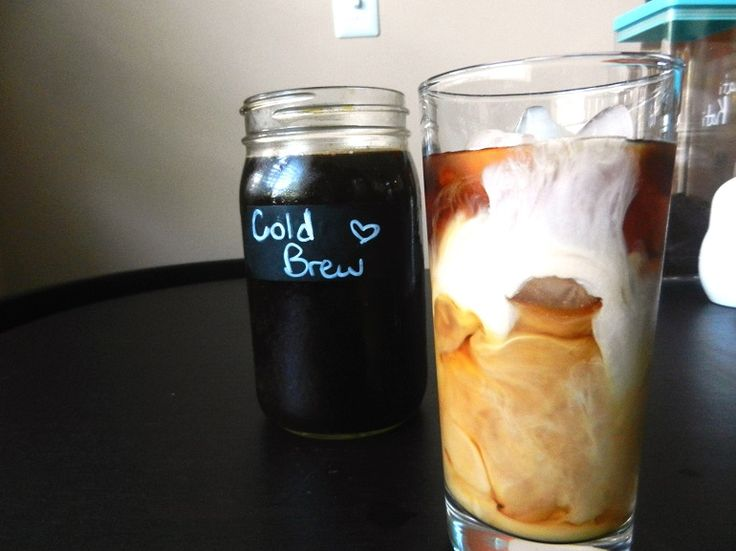 How to Make Cold Brew Iced Coffee, as Told by a Starbucks Barista