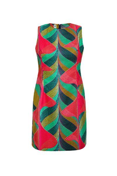 Sukienka w maiko na DaWanda.comDesign by Aleksandra Majczyna maiko.pl #Africanfashion, #Africanstreet