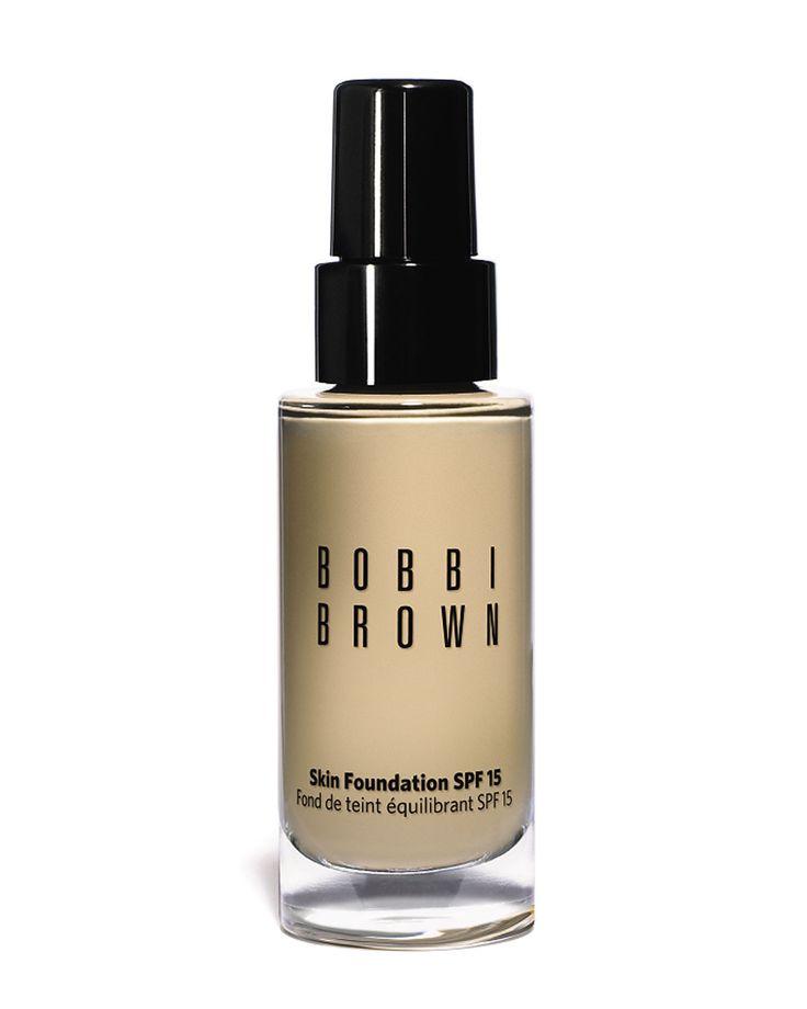 Skin Foundation SPF 15, Brown - Bobbi Brown