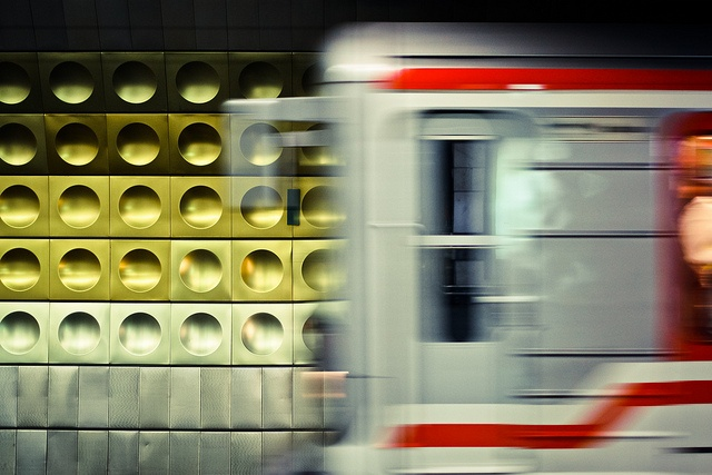 Prague subway