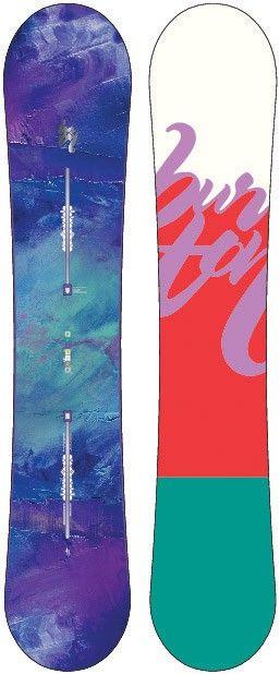 Burton Feather Snowboard 149