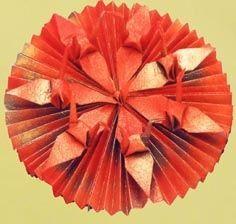 鶴の折り方・作り方 《折り紙》
