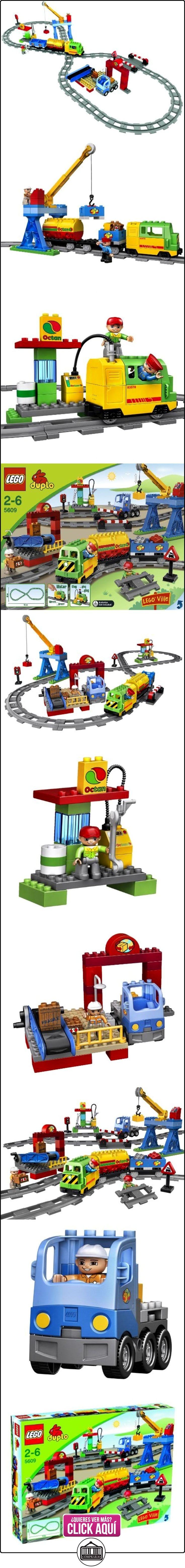 LEGO Duplo 5609 - Juego especial de tren [versión en inglés]  ✿ Lego - el surtido más amplio ✿ ▬► Ver oferta: https://comprar.io/goto/B0014QZMU2