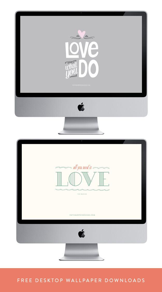 free love desktop downloads