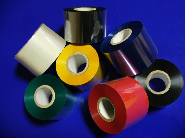 Ribbon Negru si Color pentru Imprimantele Termice
