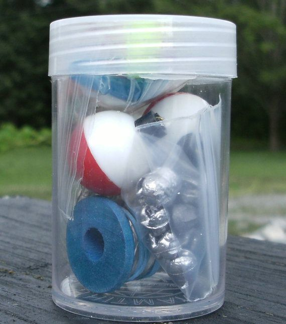 Fishing Kit ....50 Pieces..Pocket Size Survival Kit, Emergency Kit, Fits any Backpack or BOB