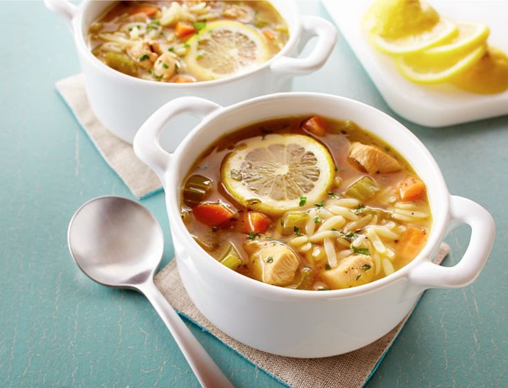 Soup recipes for hot, hearty homemade soup that's perfect for any weeknight dinner. Try one or all of our deliciously satisfying soup recipes.