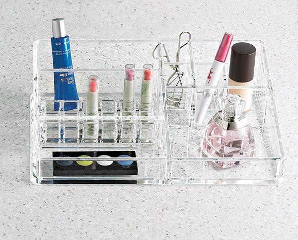 Large Acrylic Makeup Organizer, perfect