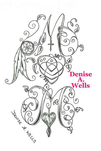 17 images about tattoo designs by denise a wells on pinterest tattoo kits love tattoos and. Black Bedroom Furniture Sets. Home Design Ideas