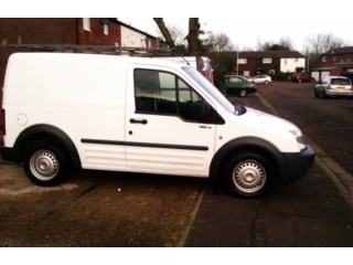 commercial vans for sale gumtree
