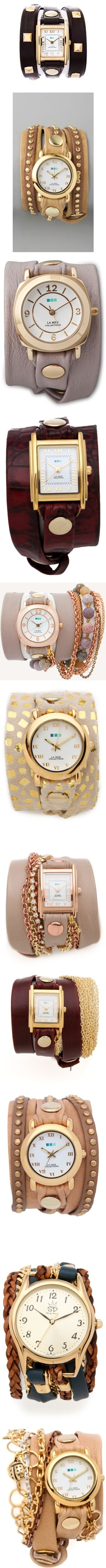 """""""La Mer Watches"""" by annekesguidetostyle on Polyvore"""