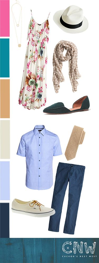 What to wear for engagement photos, summer engagement photos, tips on taking the best engagement photos, cute and casual engagement photos
