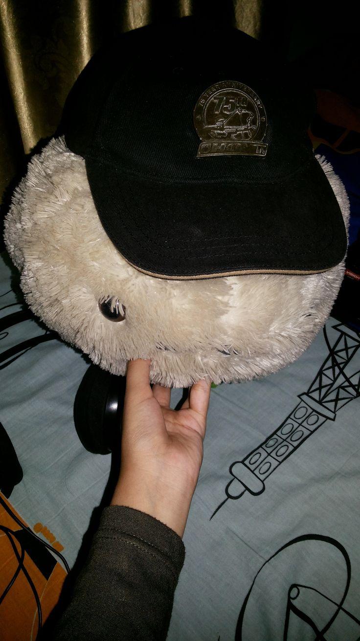 my furry friend, it's cj8 if you wonder