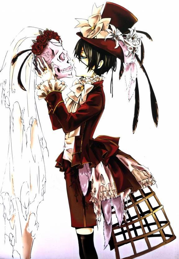 Kuroshitsuji - Black butler - Ciel Phantomhive