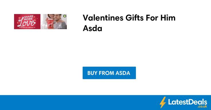 Valentines Gifts For Him Asda at ASDA