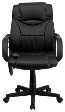 Flash Furniture Office Chairs Massaging Offfice Chairs X-GG-P0962-TB - contemporary - Massage Chairs - Arcadian Home & Lighting