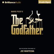 I finished listening to The Godfather by Mario Puzo, narrated by Joe Mantegna on my Audible app. Try Audible and get it free.
