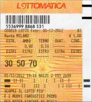 50-70 MILANO AL II COLPO