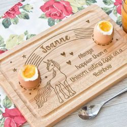 Unicorn Rectangle Egg Board