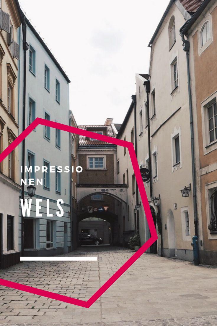 One Day in Wels. Impressions ans what to see in the second biggest city in Upper Austria.  Ein Tag in Wels. Impressionen und was es alles zu sehen gibt, in der zweitgrößten Stadt Oberösterreichs.