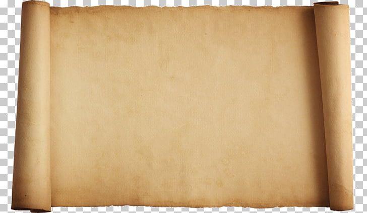Pergamino De Papel Pergamino Rollo De Papel Png Clipart Blank Scrolls Parchment Background Parchment