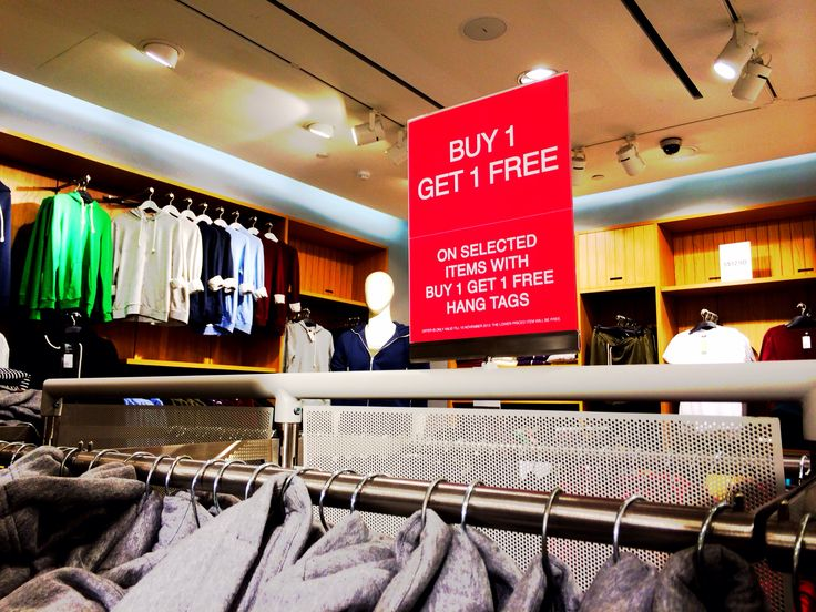 """It """"forces"""" us to buy things that we don't need, just to get the FREE item."""