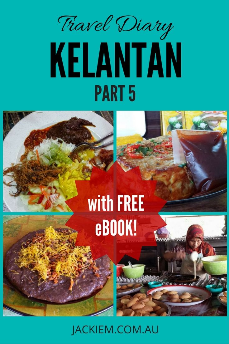 Jackie M shares details of her Seterpa Homestay and other food stops as part of her Kelantan adventure.