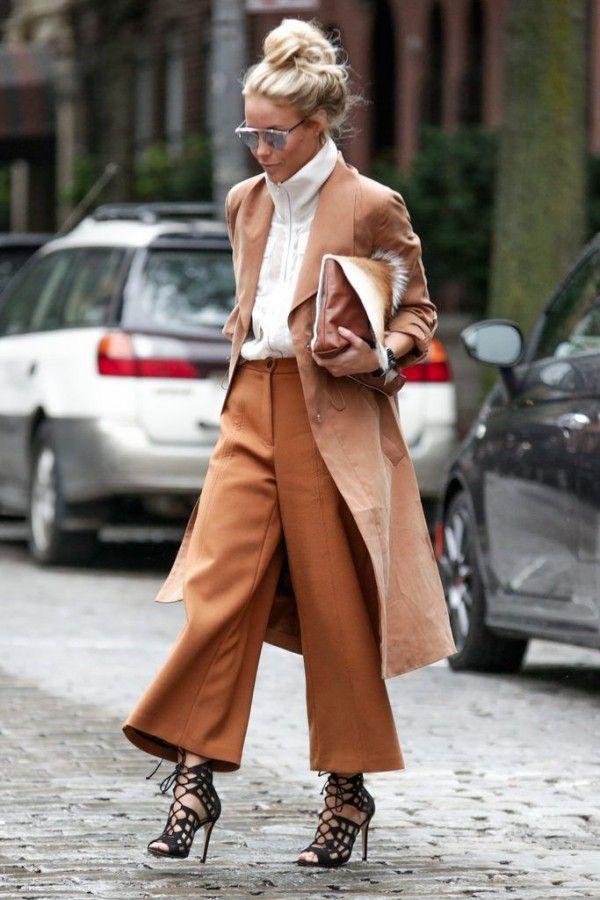 Модная верхняя одежда: «верблюжье» пальто 2