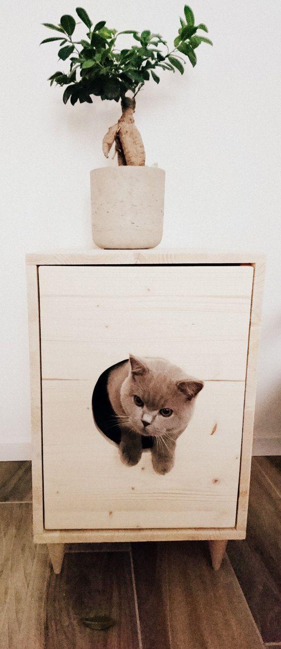 Best 25 Cat Litter Boxes Ideas On Pinterest Hide Litter Boxes Hidden Litter Boxes And Litter Box