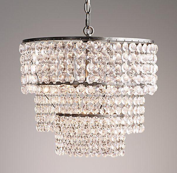 Soho Crystal Large Chandelier